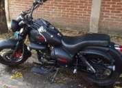 Excelente motocicleta italika tc 200, p/c