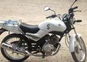 Oportunidad! moto yamaha ybr 125cc -2013