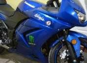 Excelente kawa 250cc nacional