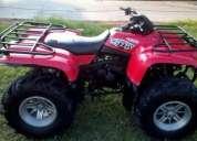 Cuatrimoto yamaha motor 400 (4x4) -2006