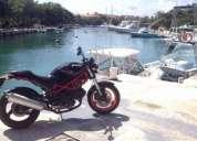 Ducati monster 695cc ,contactarse!