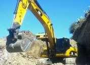 Obra civil y excavaciones