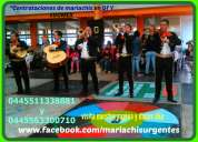 Contratar mariachis para serenatas urgentes -53582672 contrataciones 24hs cdmx df