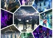 Super grupo musical versÁtil para tu evento social