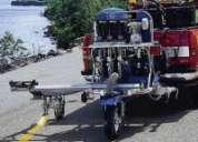 Venta e instalacion de pintalineas para carreteras en camiones