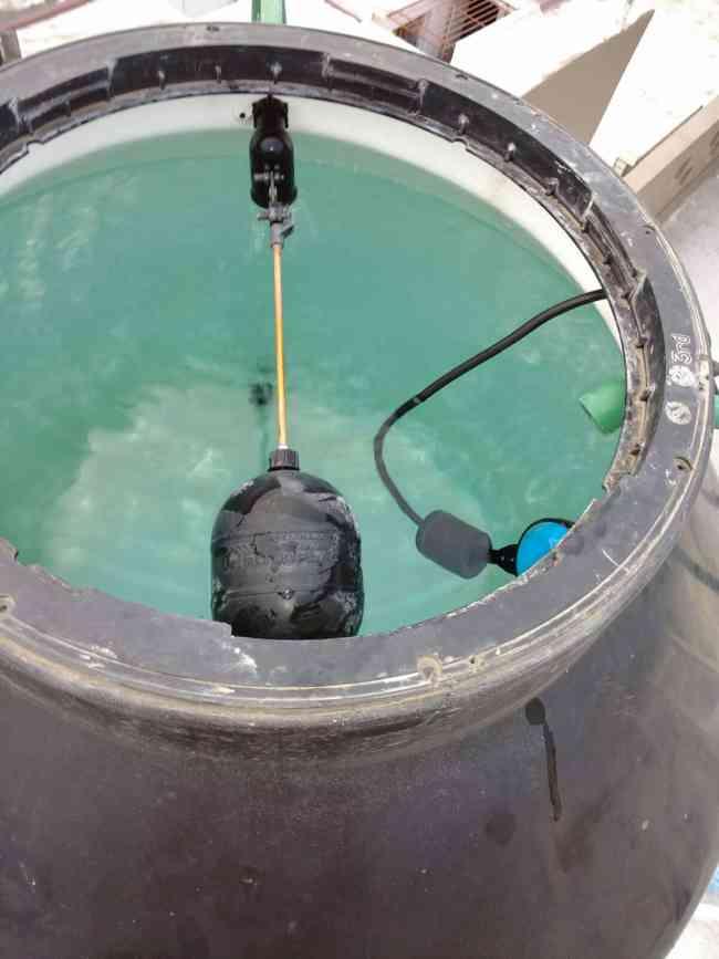Instalacion de tinacos y cisternas rotoplas y servicio de fontaneria