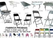 ventas de sillas y mesas en merida yucatan   fabrica probaal