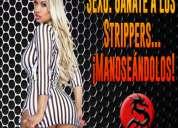 Miércoles 2 en csw: gánate a los strippers... ¡manoseándolos!