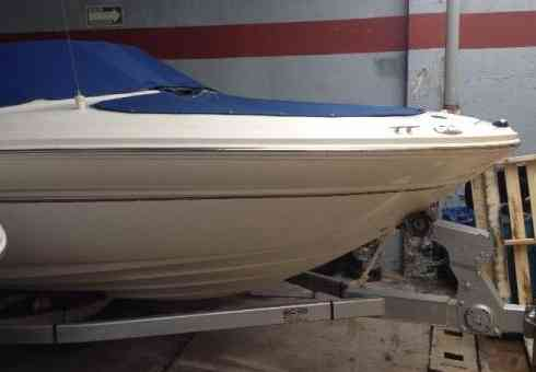 Excelente Lancha sea ray 20pies , impecable