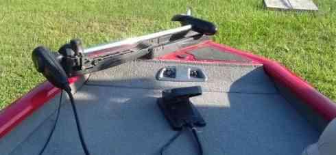 Aproveche ya! Lancha Bass Tracker 17.5 pies