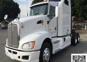 Camion kenworth t660 mexicana