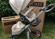 3 en 1 stokke xplory v4 verano, kits de invierno y stokke mycarrier.