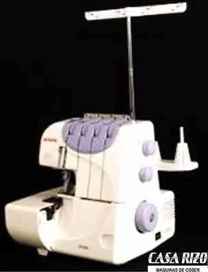 Máquinas de coser overlock Janome * envío gratis a todo Méxco