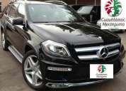 Mercedes benz gl500 modelo 2013