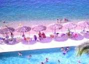 Con Playa Vista al Mar y Alberca Departamento