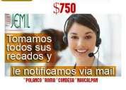 Renta oficina virtual en cdmx desde $750