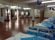 Salón para eventos de 50 a 90 personas desde $ 140 pesos por persona iztapalapa