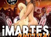 Martes 22 en csw: ¡martes nudista!