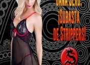 Miércoles 16 en csw: ¡subasta de strippers!