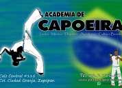 Clases de capoeira en guadalajara