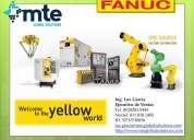 Fanuc mexico, ¡bienvenido al mundo amarillo!