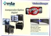 Comparador Óptico digital visiongauge