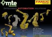 Fanuc robotics mexico: soluciones inteligentes en automatización