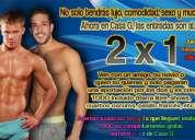 Viernes 8 en casa g: sexo gay y tv y aportación 2 x 1