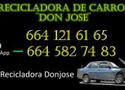 Recicladora de carros y camiones don jose