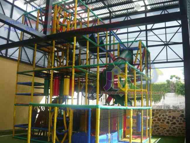 Juegos Infantiles para uso rudo en interiores, Juegos para Salón de Fiestas y Escuelas, Estimulaci�