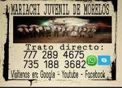 Mariachi jiutepec morelos móvil: 7772894675