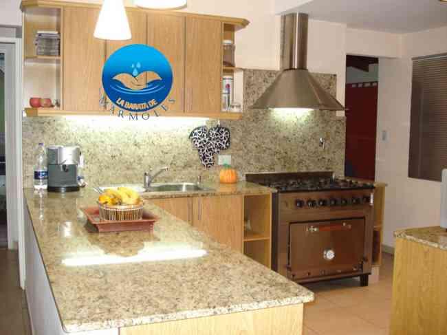 Cocinas integrales con granito negro aqui coyoac n for Cocinas de granito natural