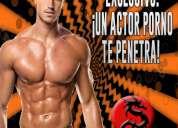Jueves 14 en csw: ¡un actor porno te penetra!