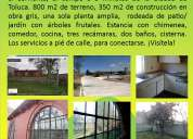 Se vende casa en santiago tlacotepec, toluca