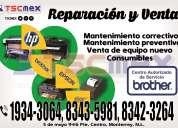 Reparación y mantenimiento de equipos de cómputo