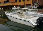 Boston whaler 285 conquest lancha bote pesca