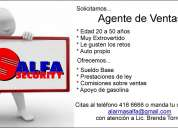 Agente de ventas