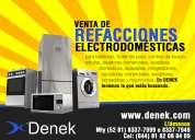 Denek refacciones electrodomesticas