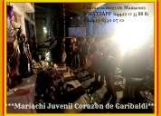 TELEFONO DE MARIACHIS URGENTES EN VENUSTIANO CARRANZA 45980436