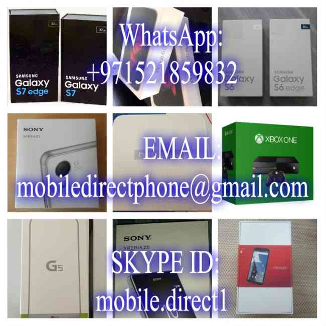 (WhatsApp: +971521859832) Samsung S7 EDGE,iPhone 6S+,Sony Z5,Note 5,LG G5