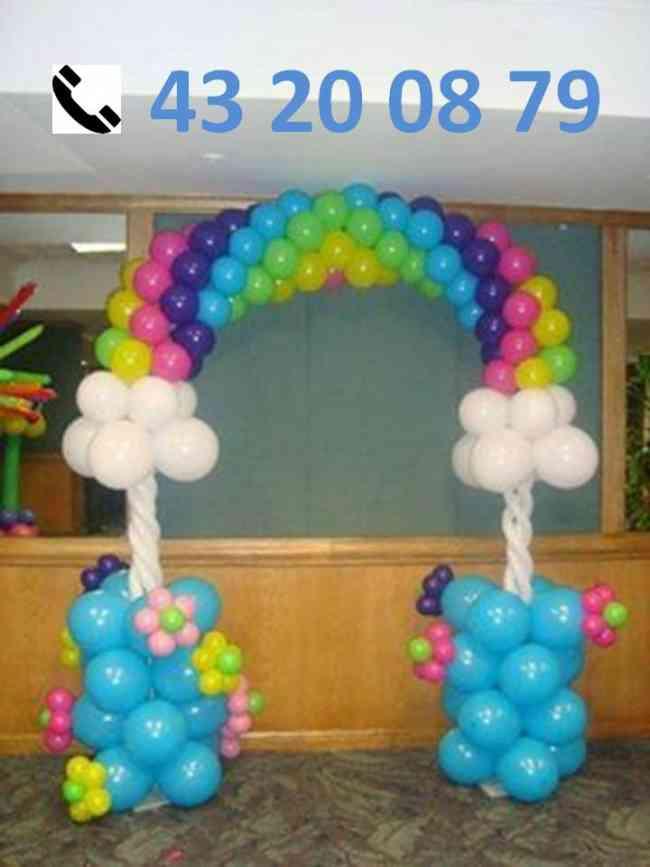 con globos para todo tipo de eventos a la medida de tu presupuesto gustavo a madero mexico doplim