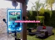 Rockolas karaoke luces led salas lounge mision privadas quintas cerradas de anahuac rokolas escobedo