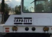 Aproveche ya! camion de patio marca capacity -90