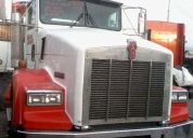 Kennworth t800 paquete motor serie 60 450 hp en excelente estado