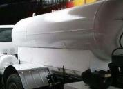 Camión pipa de gas urgee -93 en perfecto estado
