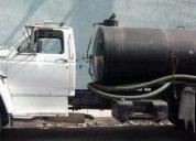 Camion tipo vactor con tanque de alto vacio precio charlable