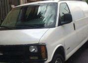 camioneta express -01 en buen estado