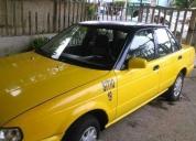 Vendo excelente taxi o cambio -2012
