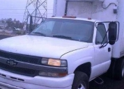 Chevrolet c-3600 caja refrigerada  en buen estado