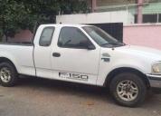 Vendo camiometa cuidada ford f150 8 cilindros, -97